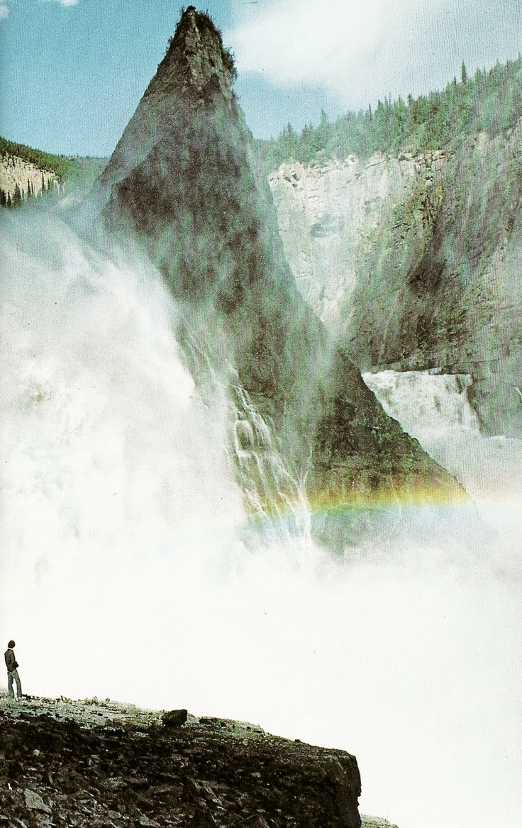 most popular Interesting Attractions in Canada - Nahanni National Park