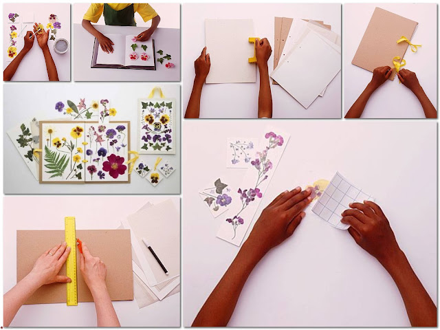 Handmade Craft Using Papers With No Cost And Easy To Implement