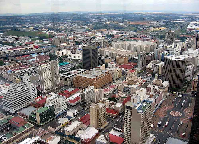 Johanesburgo city