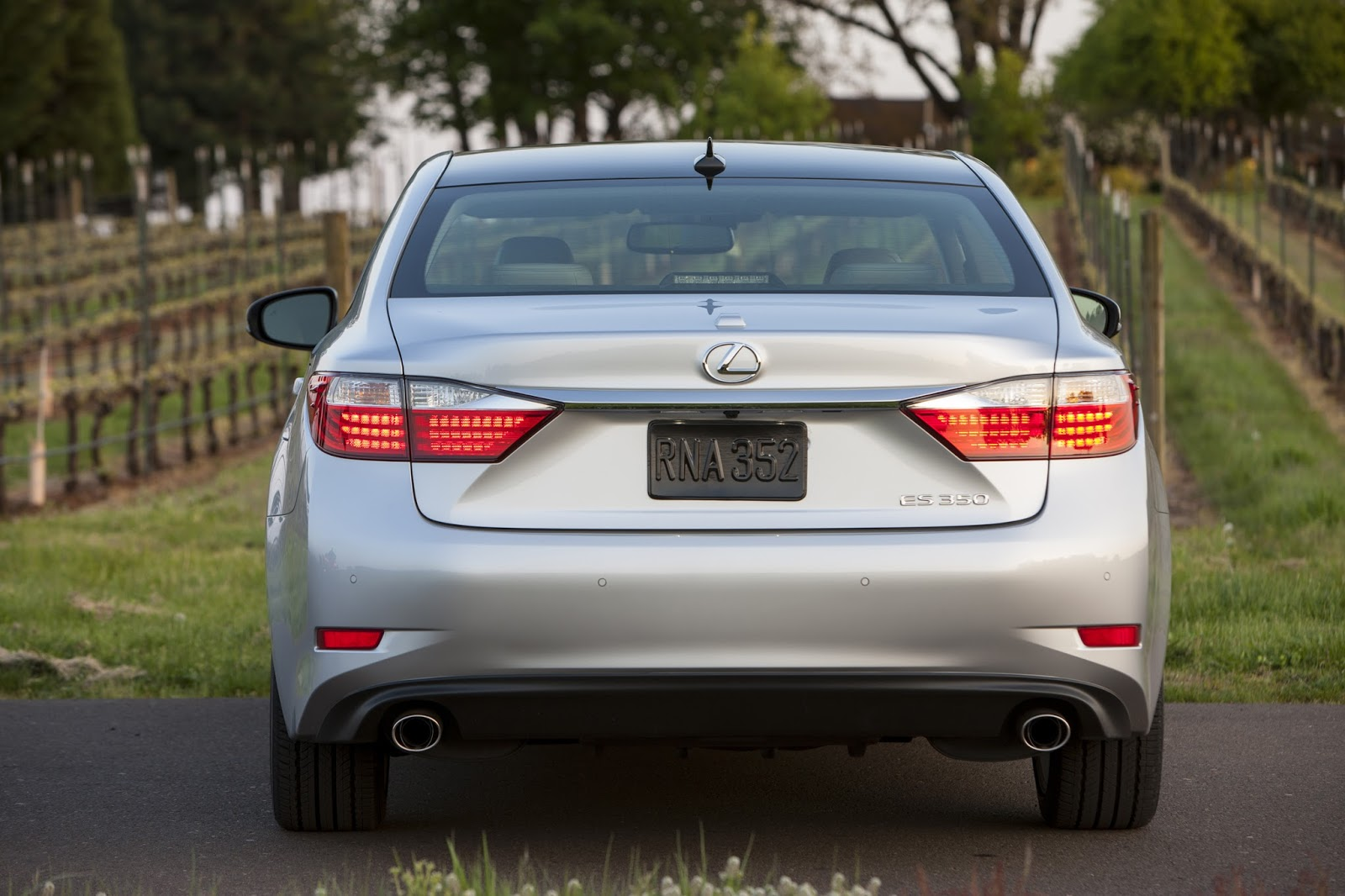 Lexus Provided The Vehicle, Insurance, And One Tank Of Gas For This Review.  Paul Lombardo At Metro Lexus Provided A Vehicle For A Follow Up Test Drive.