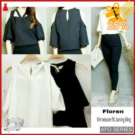 AFO647 Model Fashion Floren Modis Murah BMGShop