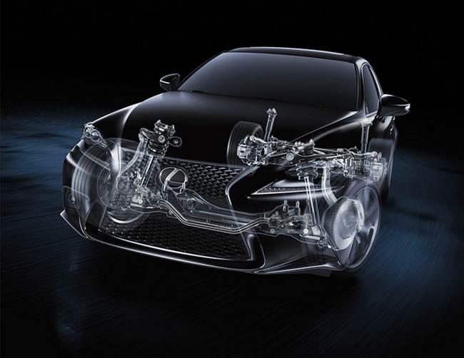 2017 Lexus IS350 F Sport Review AUTOCAR REGENERATION
