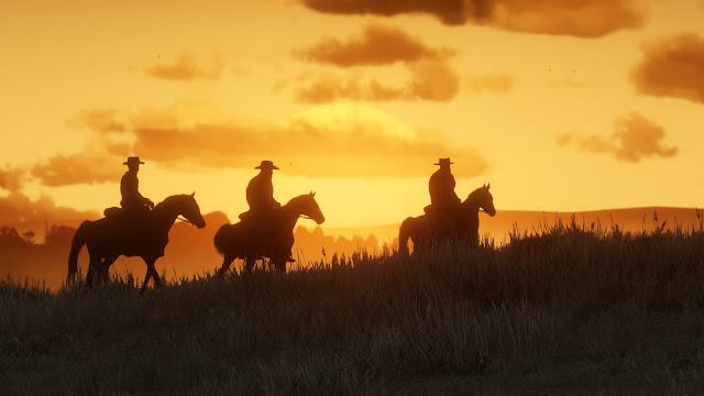 رسميا هذه مميزات التحديث الجديد للعبة Red Dead Redemption 2 و هدية لكل اللاعبين ..