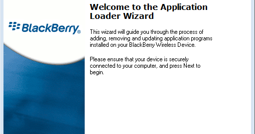 Step by Step How to Flash a BlackBerry