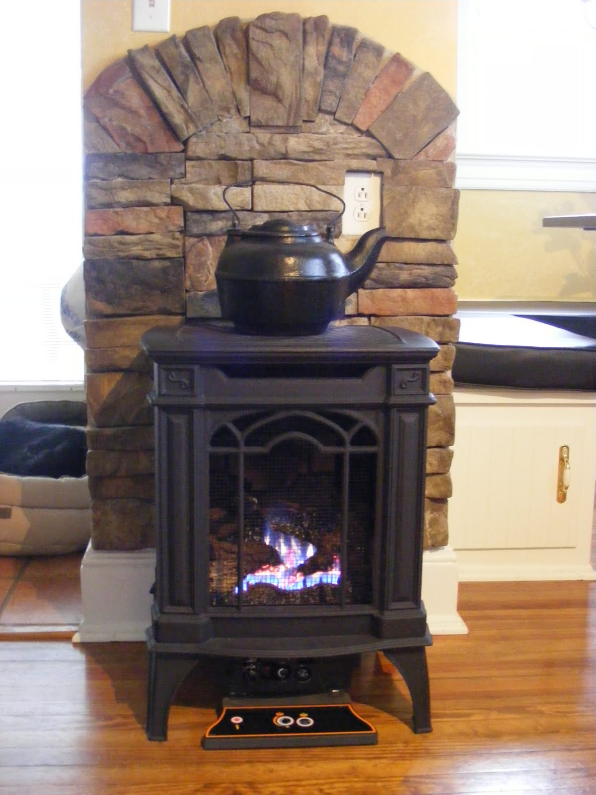 Wayne Dickerson Landscaping LLC Outdoor and Indoor Fireplaces