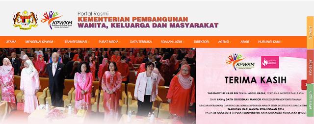 Rasmi - Jawatan Kosong (KPWKM) Kementerian Pembangunan Wanita, Keluarga Dan Masyarakat 2019