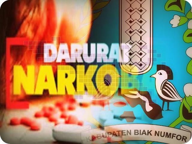 Ini Alasan Biak Numfor Masuk Zona Darurat Narkoba