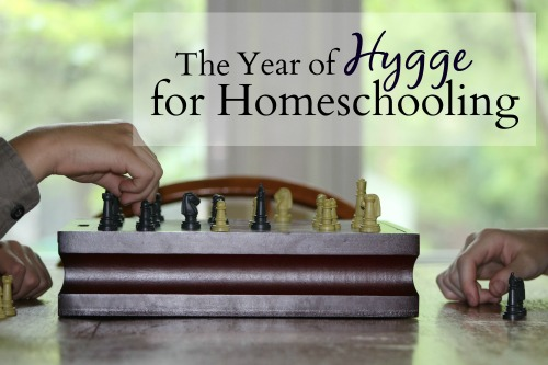 The Year of Hygge for Homeschooling