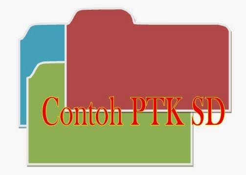 Download Contoh PTK SD Lengkap