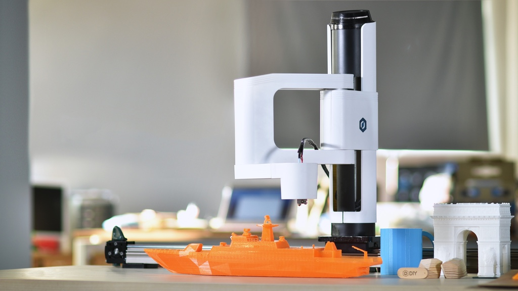 Win a Robotic Arm 3D printer, laser engraver Giveaway #WorldWIdE