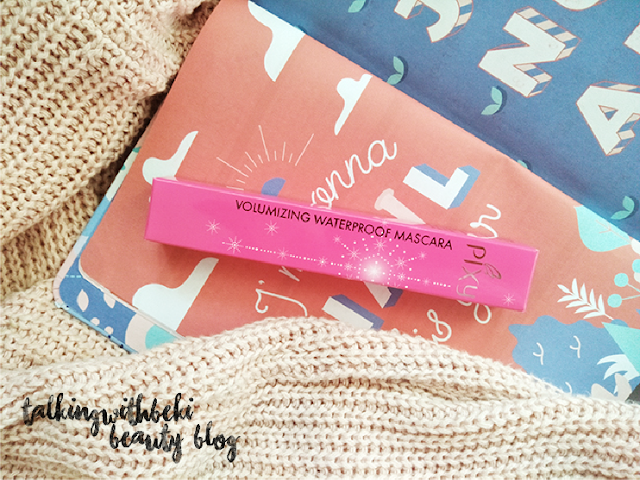 Review Pixy Volumizing Waterproof Mascara