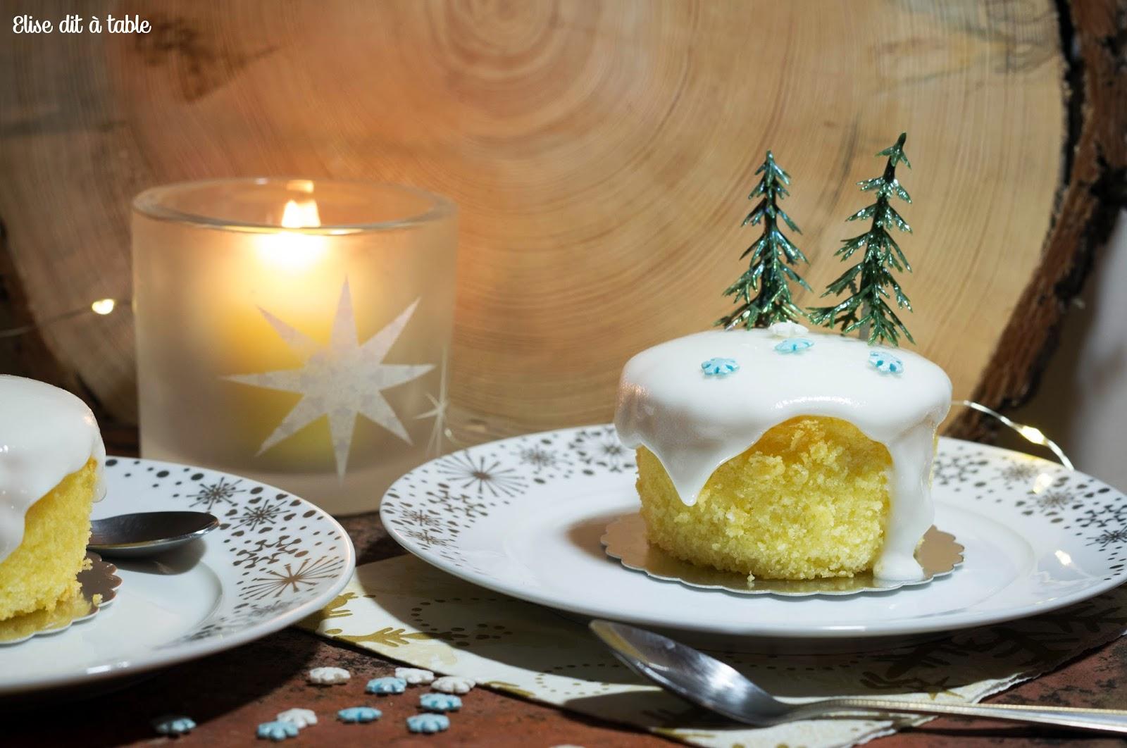 recette Gâteau au combava