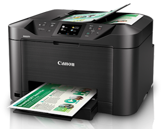 I accept been looking for a novel printer for a spell Canon Maxify MB5110 Driver Download