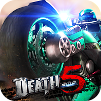 Tải Game Death Moto 5 Hack Full Tiền Cho Android