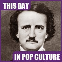 Edgar Allan Poe was Born on January 19, 1809.
