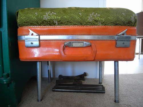 Suitcase Dog Bed Ideas