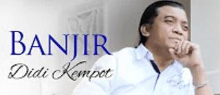 Lirik Lagu Banjir - Didi Kempot