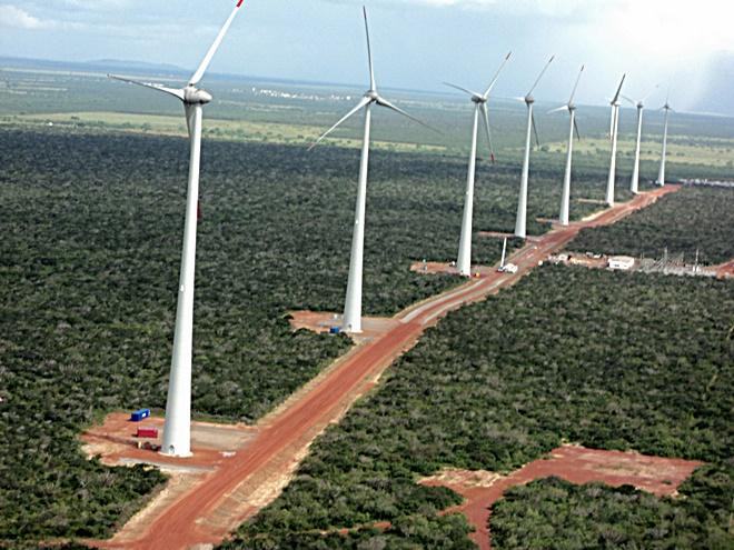 Rio Energy fecha o financiamento do Parque Eólico Serra da Babilônia que será construído nos municípios de Morro do Chapéu e Várzea Nova