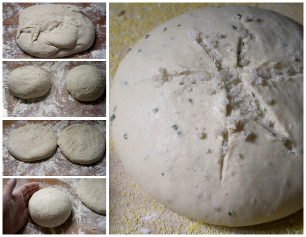 Panmarino dough