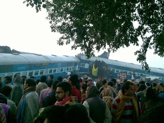 Train Derailment Today in India