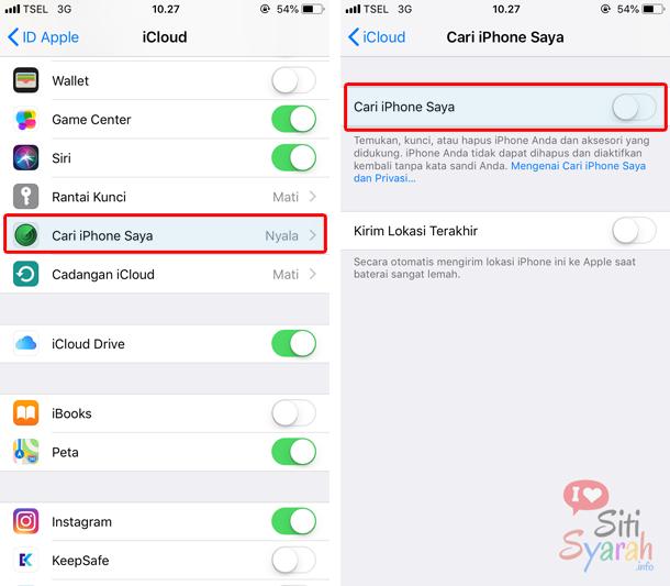 apakah bisa iphone tanpa icloud