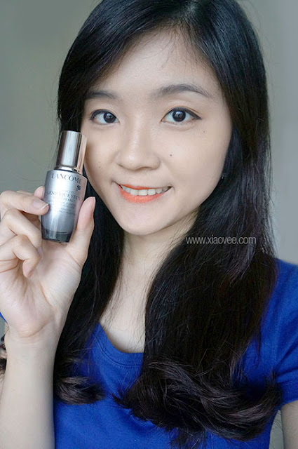 Lancome Advanced Génifique Yeux Light-Pearl Eye Illuminator Youth Activating Concentrate Review, Lancome Eye Illuminator Review, Xiao Vee, Indonesian Beauty Blogger, Blogger Indonesia, Blogger Kecantikan Indonesia