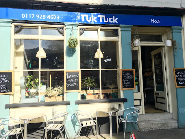 Tuk Tuck in Bristol