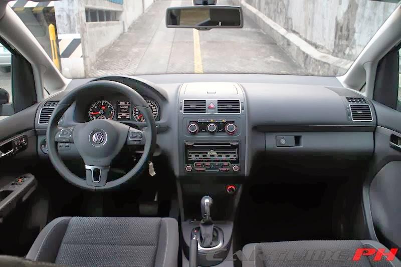 Review: 2014 Volkswagen Touran 2.0 TDI Comfortline | Philippine Car ...
