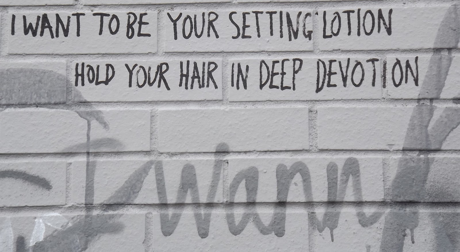 Hold Your Hair In Deep Devotion