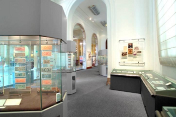 Museo Numismático del Banco de Crédito del Perú