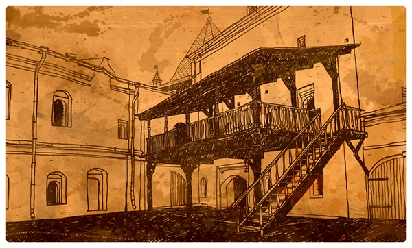 19-Evgeniy-Rodionov-Евгений-Родионов-Architectural-Drawings-with-a-Striking-Background-www-designstack-co