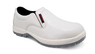 Sepatu Safety Tahan Panas dan Tahan api