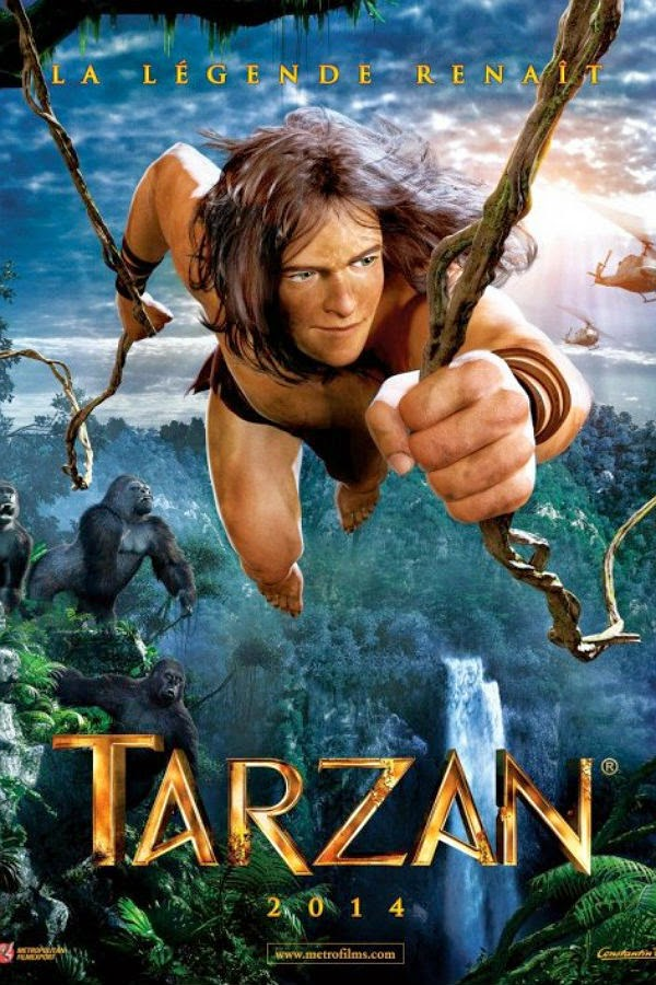 Tarzan 2014 Full English Movie Free Download  Download -3030