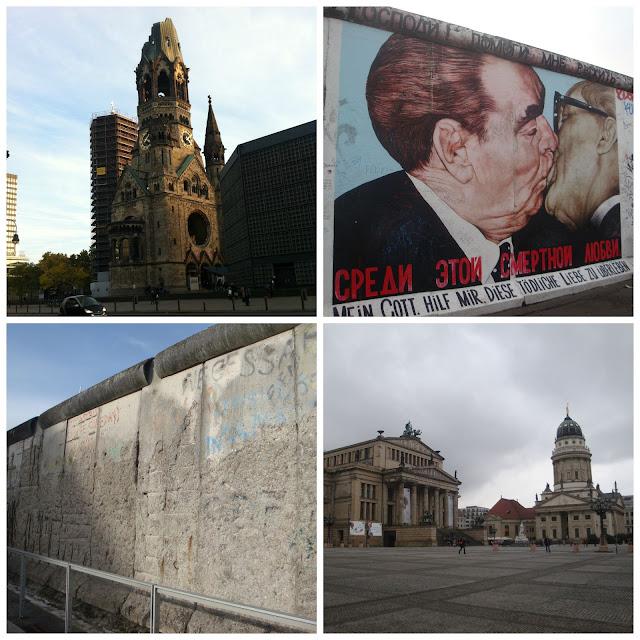 O que fazer de graça em Berlim: Kaiser-Wilhelm Gedächtniskirche, East Side Gallery, Gendarnemmarkt e Topografia do Terror