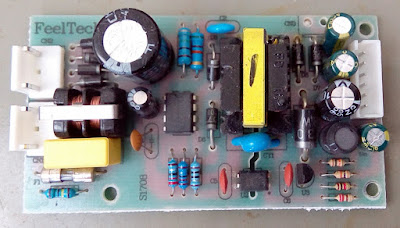 Feeltech FY6600 power supply