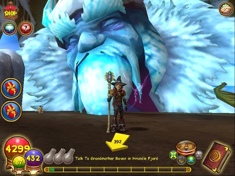 Wizard101 Amber Farming