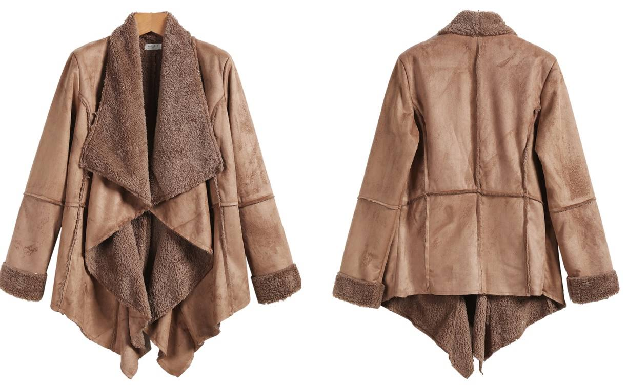 WISHES \ Brown jacket