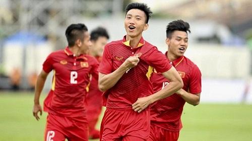 V.League là bước ngoặt trong sự nghiệp của Đoàn Văn Hậu.