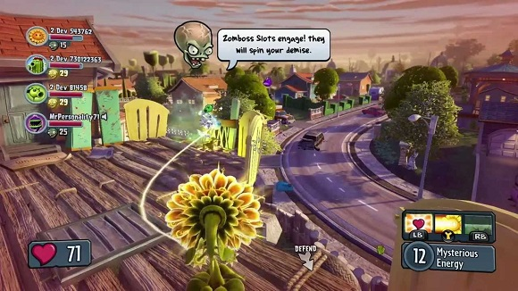 💋 Download game plants vs zombies garden warfare pc full version