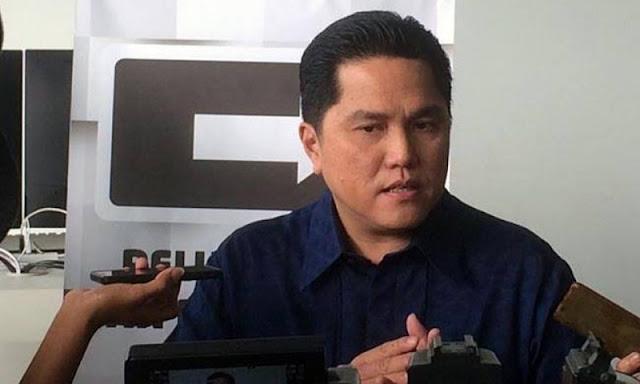 Netizen Bongkar dengan Data atas Klaim Erick Thohir Sebut Jokowi Unggul di Media Sosial