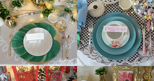 DIY Wedding Ideas Done 4 Ways! And a Giveaway!