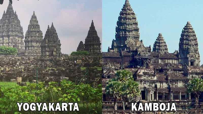 Prambanan vs Angkor Wat