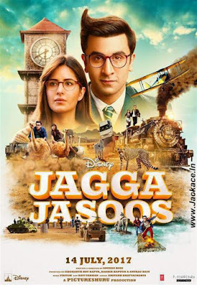 Jagga Jasoos Budget, Screens & Day Wise Box Office Collection