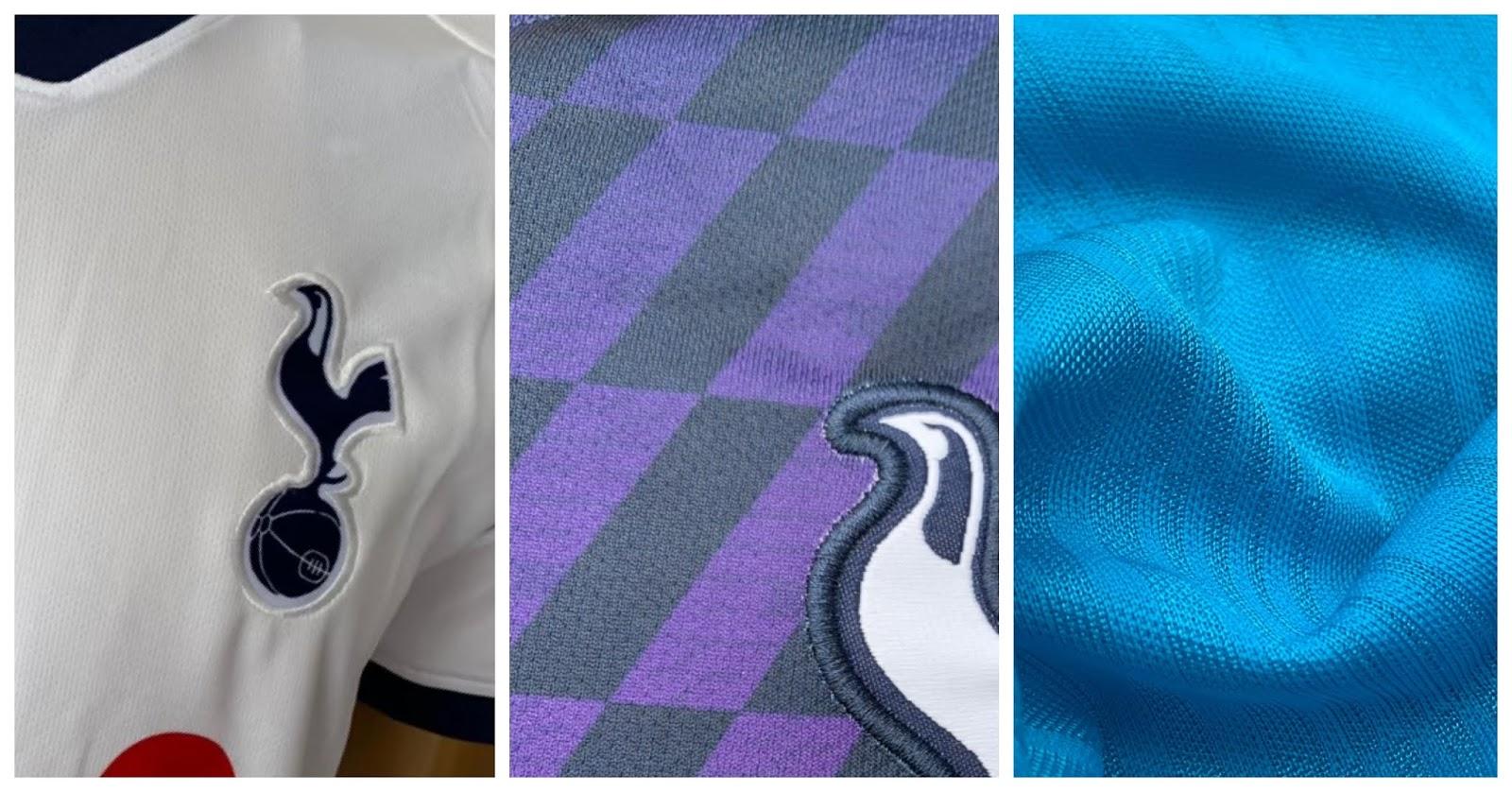 เสื้อฟุตบอล ทอตนัมฮอตสเปอร์ ปี 2019/2020