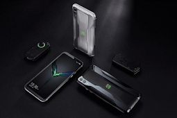 Black Shark 2 Handphone terbaru Xiaomi Rilis, Ini Spesifikasi dan Harganya