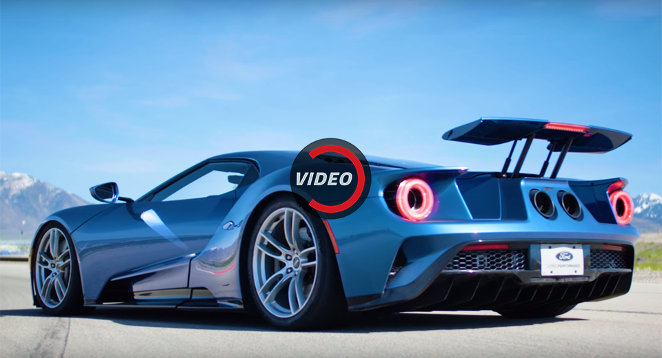 Does The New Ford Gt Live Up To The Hype