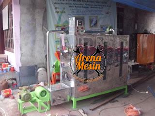 mesin pengering daging ikan