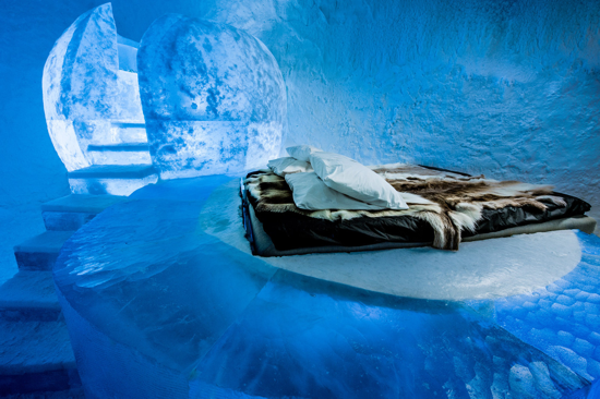 Icehotel 365 - Deluxe Suite - Wishful Thinking