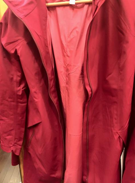 Definitely Raining Jacket