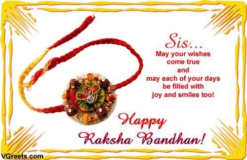 Raksha Bandhan Quotes Images 2015